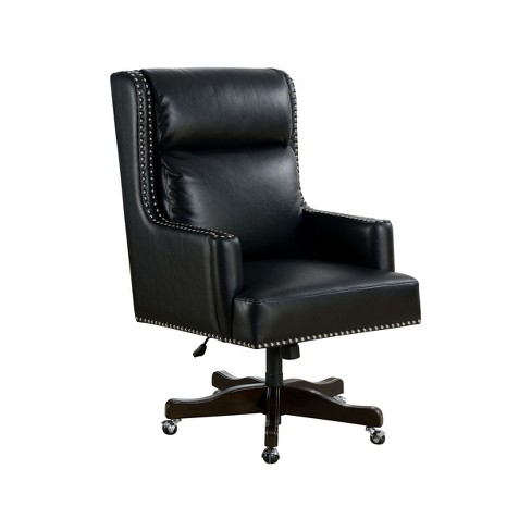 Dobson Office Chair Black - ioHOMES - image 1 of 3