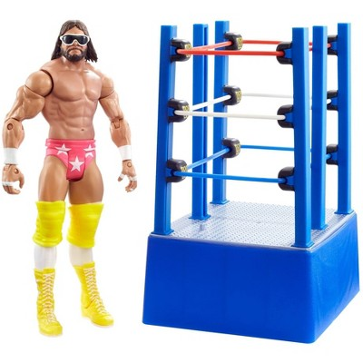 WWE Wrestlemania Celebration Randy Savage Action Figure