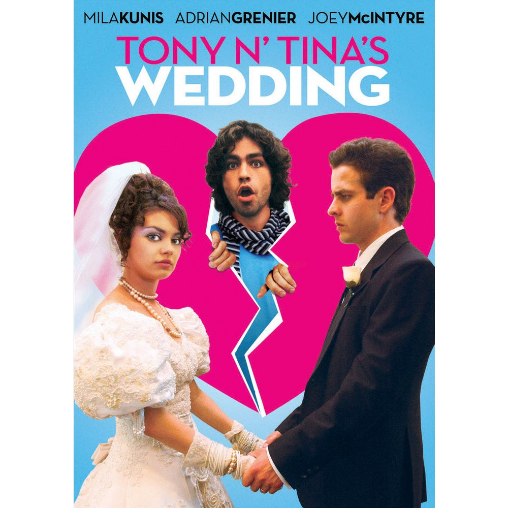 Tony N Tina's Wedding (Dvd)