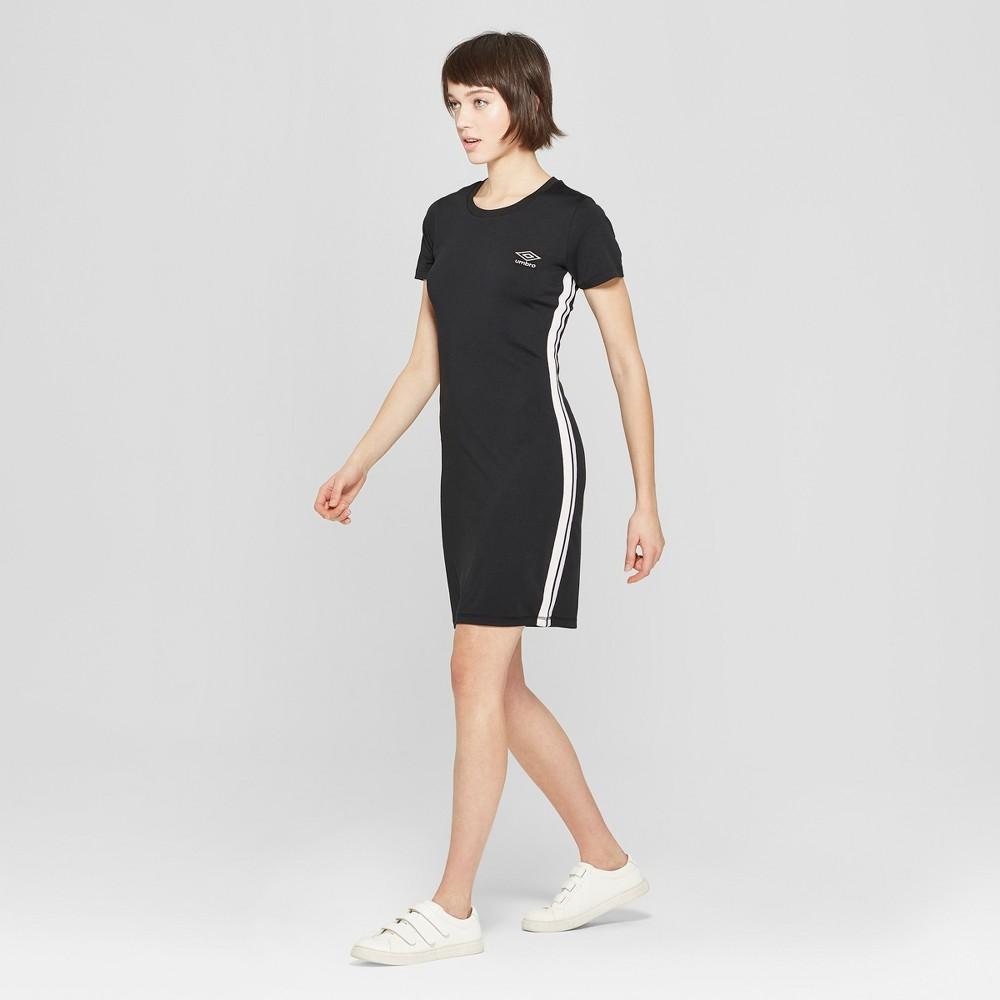 Image of Umbro Women's Activewear Dress Black L, Size: Large