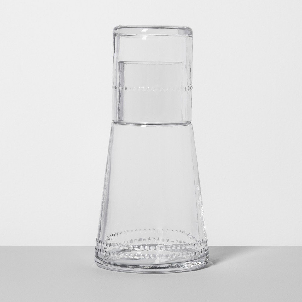 Carafe Glass - Clear - Hearth & Hand with Magnolia