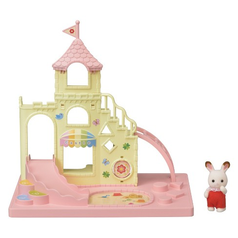 Calico Critters Baby Castle Playground - image 1 of 4