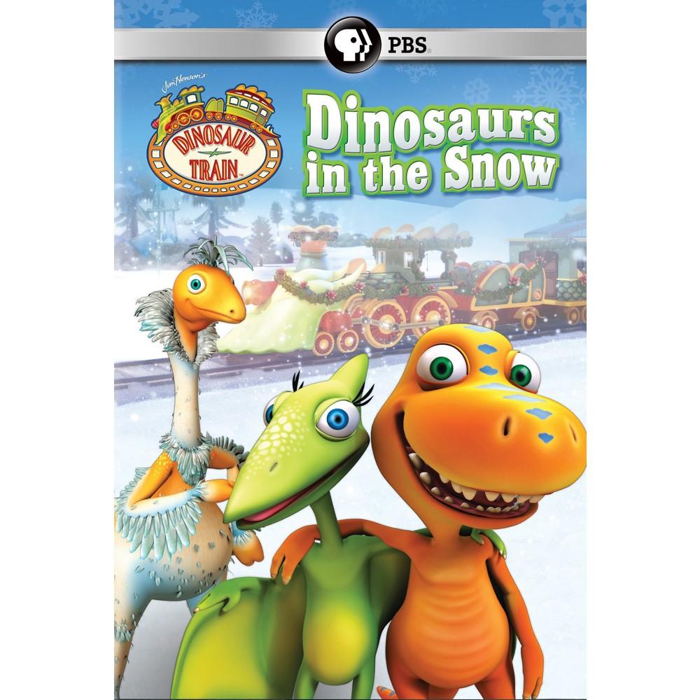 Dinosaur Train:Dinosaurs In The Snow (Dvd)