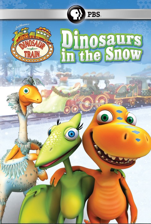 Dinosaur train:Dinosaurs in the snow (DVD) - image 1 of 1
