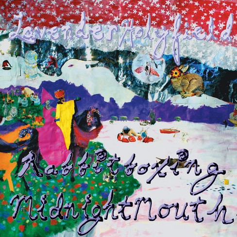 Lavender Holyfield - Rabbitboxing Midnightmouth (Vinyl) - image 1 of 1