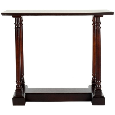 Console Table Black Cherry - Safavieh