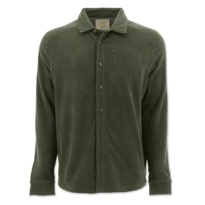 Ecoths  Men's  Blake Fleece Shirt