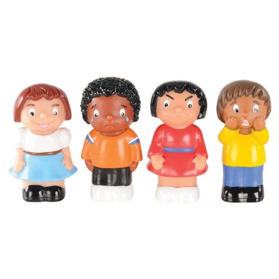 Kaplan Early Learning Toddler Emotion Figurines - Set of 4