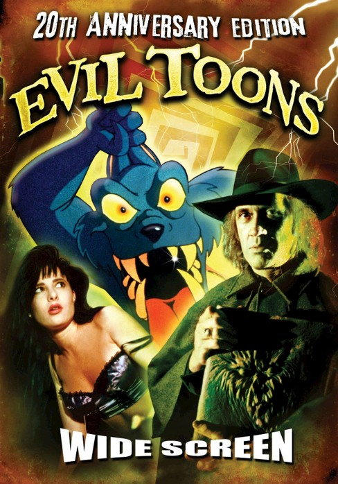 Evil toons:20th anniversary edition (DVD) - image 1 of 1