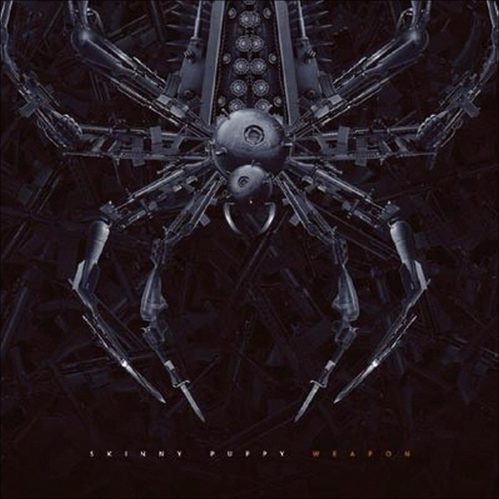 Skinny Puppy - Weapon (CD)