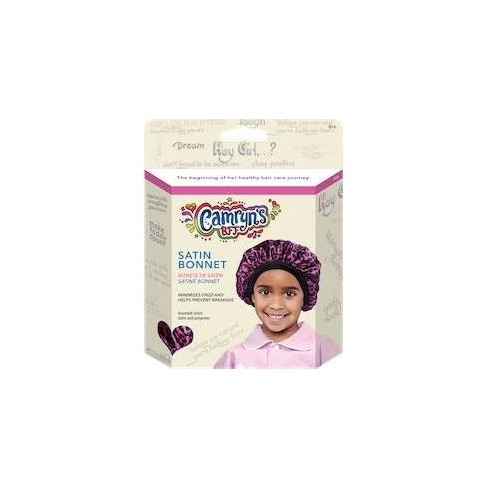 Camryn's BFF Satin Bonnet - 1ct - image 1 of 3