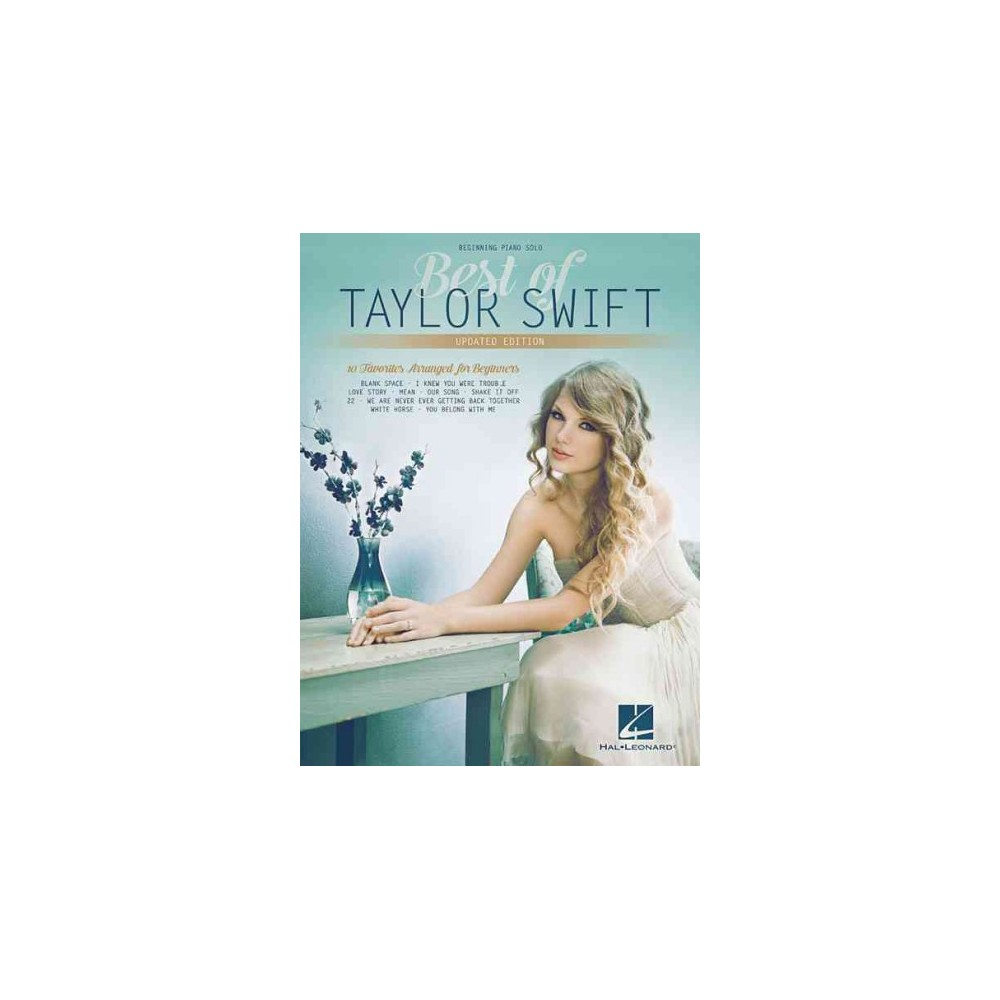 Best of Taylor Swift (Updated) (Paperback)