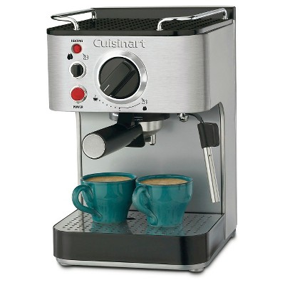 Cuisinart Espresso Maker - Stainless Steel - EM-100NP1