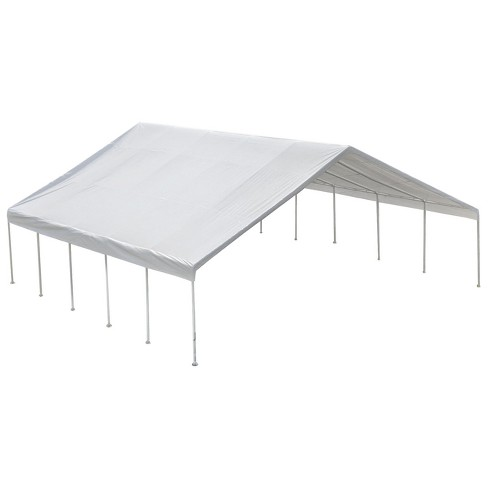 Ultra Max 30' X 30' Industrial Canopy - White - Shelterlogic - image 1 of 4