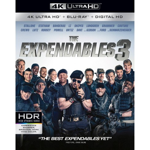 Expendables 3 (4K/UHD) - image 1 of 1