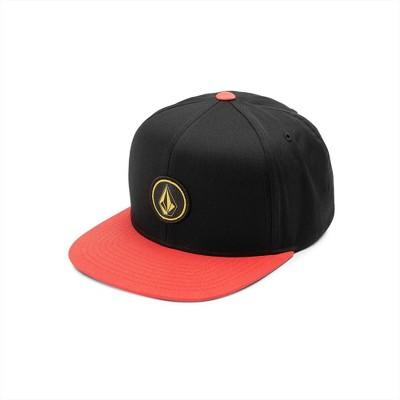 Volcom Boys Quarter Snapback Hat