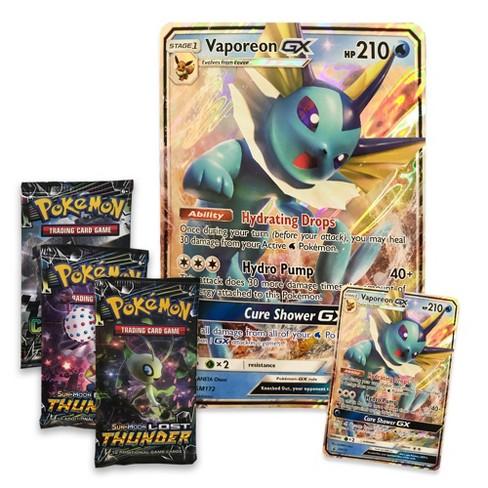 Pokemon Trading Card Game Vaporeon-GX Special Collection