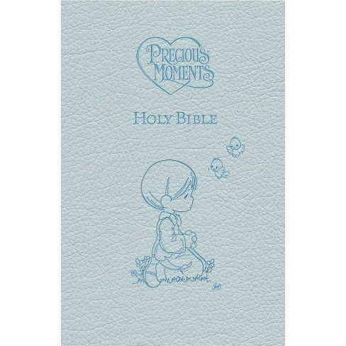 Precious Moments Bible-ICB - by  Thomas Nelson (Leather_bound) - image 1 of 1