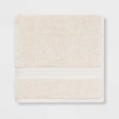 Antimicrobial Bath Towel Tan - Total Fresh