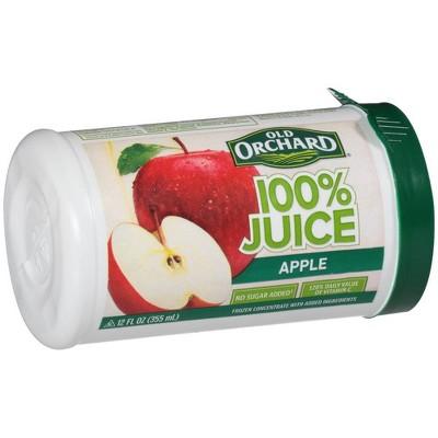Old Orchard 100% Frozen Apple Juice - 12oz