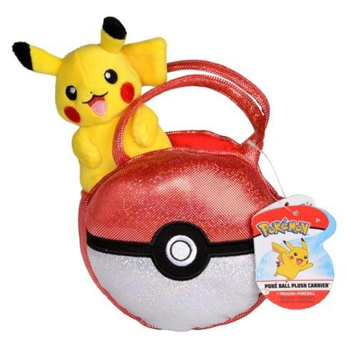 Pokemon Pikachu Poke Ball Plush Carrier Target