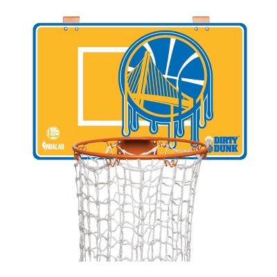 NBA Golden State Warriors Dirty Dunk Hamper Hoop