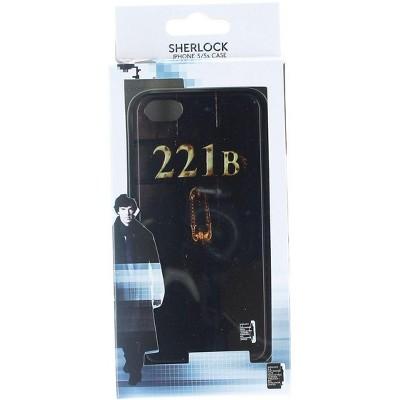 Se7en20 Sherlock Holmes 221B iPhone 5 Hard Snap Case