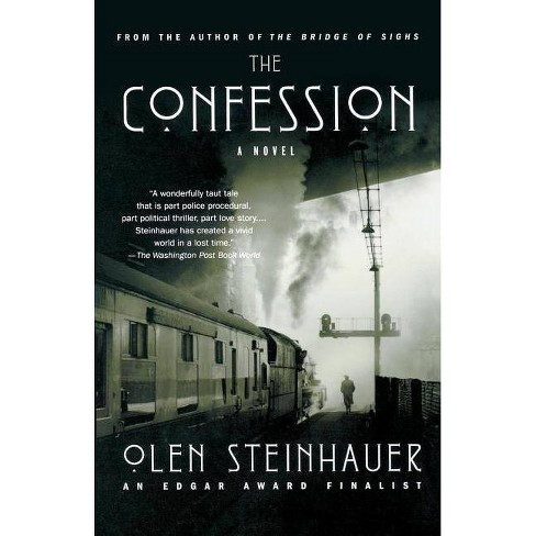 The Confession - (Yalta Boulevard Quintet) by  Olen Steinhauer (Paperback) - image 1 of 1