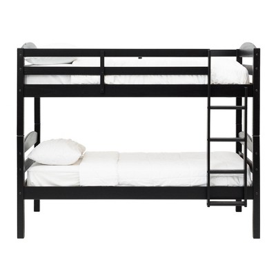 Twin Over Twin Addi Solid Wood Bunk Bed - Saracina Home
