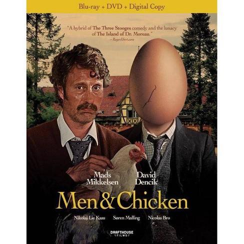Men & Chicken (Blu-ray) - image 1 of 1