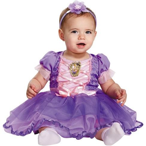 Baby Rapunzel Halloween Costume 12M-18M - image 1 of 1
