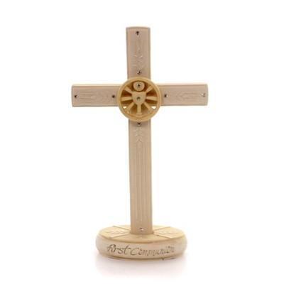Foundations Communion Cross First Communion  -  Decorative Figurines