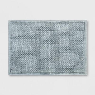 Solid Bath Mat Classic Gray - Threshold™