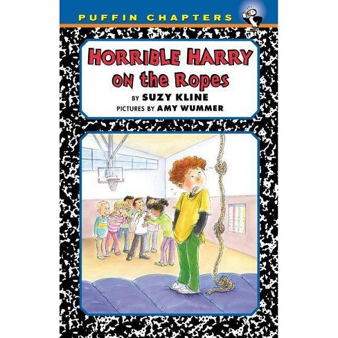 Horrible Harry on the Ropes - by  Suzy Kline (Paperback) - image 1 of 1