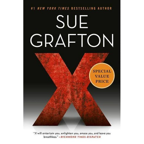 X - by  Sue Grafton (Paperback) - image 1 of 1