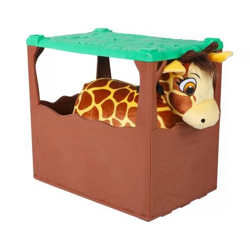 Dynacraft 6V Zoo Crew Giraffe Powered Ride-On - image 1 of 4