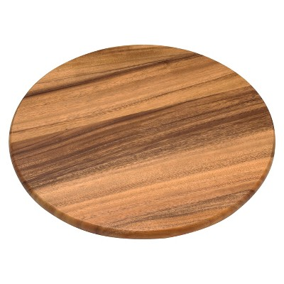 "Lipper International Acacia Lazy Susan (16"")"