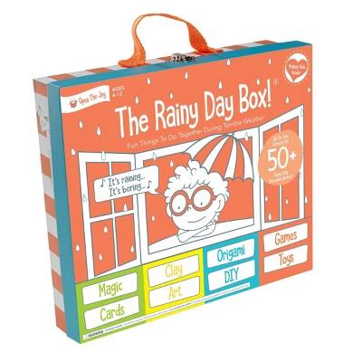 Open The Joy's Rainy-Day Activity Box