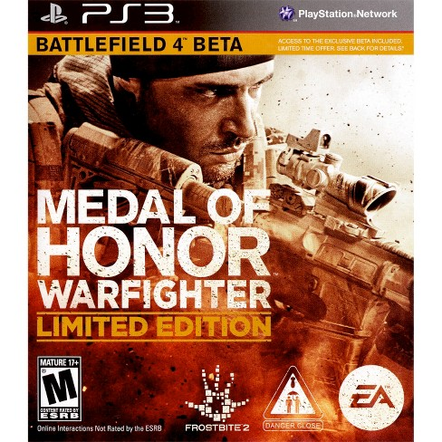 Medal of Honor: Warfighter PRE-OWNED PlayStation 3 - image 1 of 1