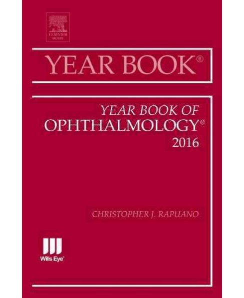 Year Book of Ophthalmology 2016 (Hardcover) - image 1 of 1