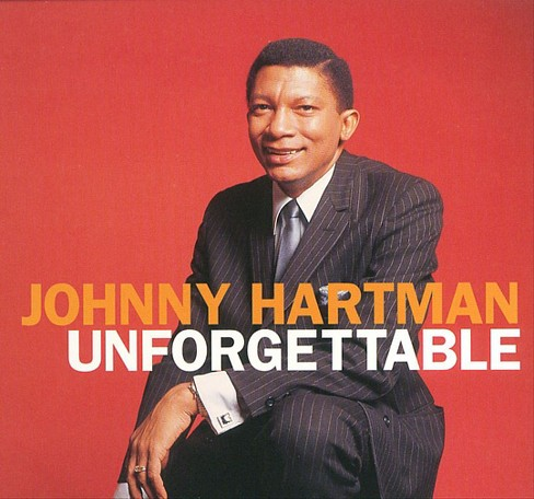 Johnny hartman - Unforgettable (CD) - image 1 of 1