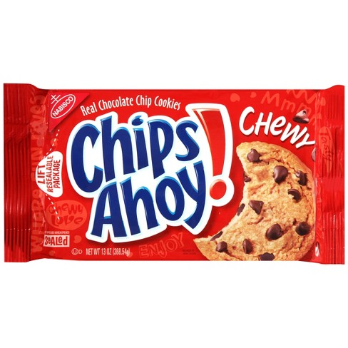 Chips Ahoy! Chewy Chocolate Chip Cookies - 13oz - image 1 of 2