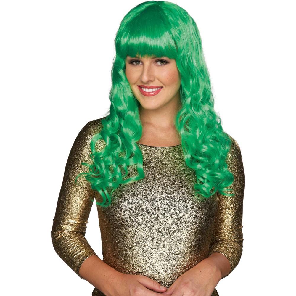 Women's Sweetie Wig Green - Spritz, Apple Green