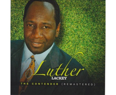 Luther Lackey - Contender (CD) - image 1 of 1