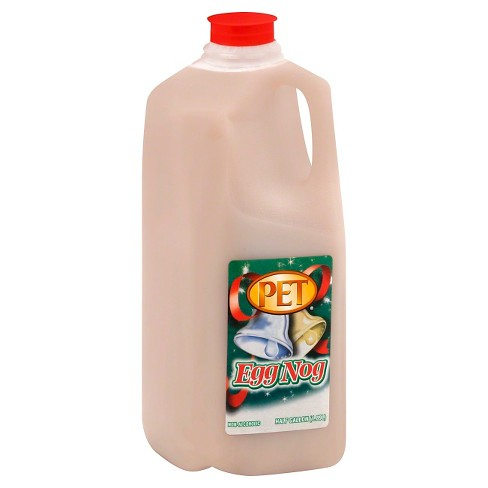 Dean's PET Non-Alcoholic Egg Nog - 0.5gal - image 1 of 1