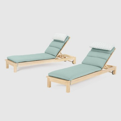 Kooper Chaise Lounges - RST Brands