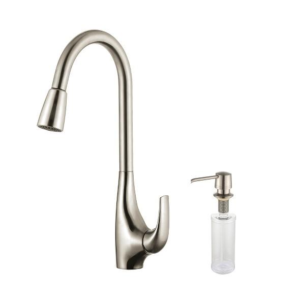 Kraus KPF-1621-KSD-30 Pullout Spray Kitchen Faucet : Target