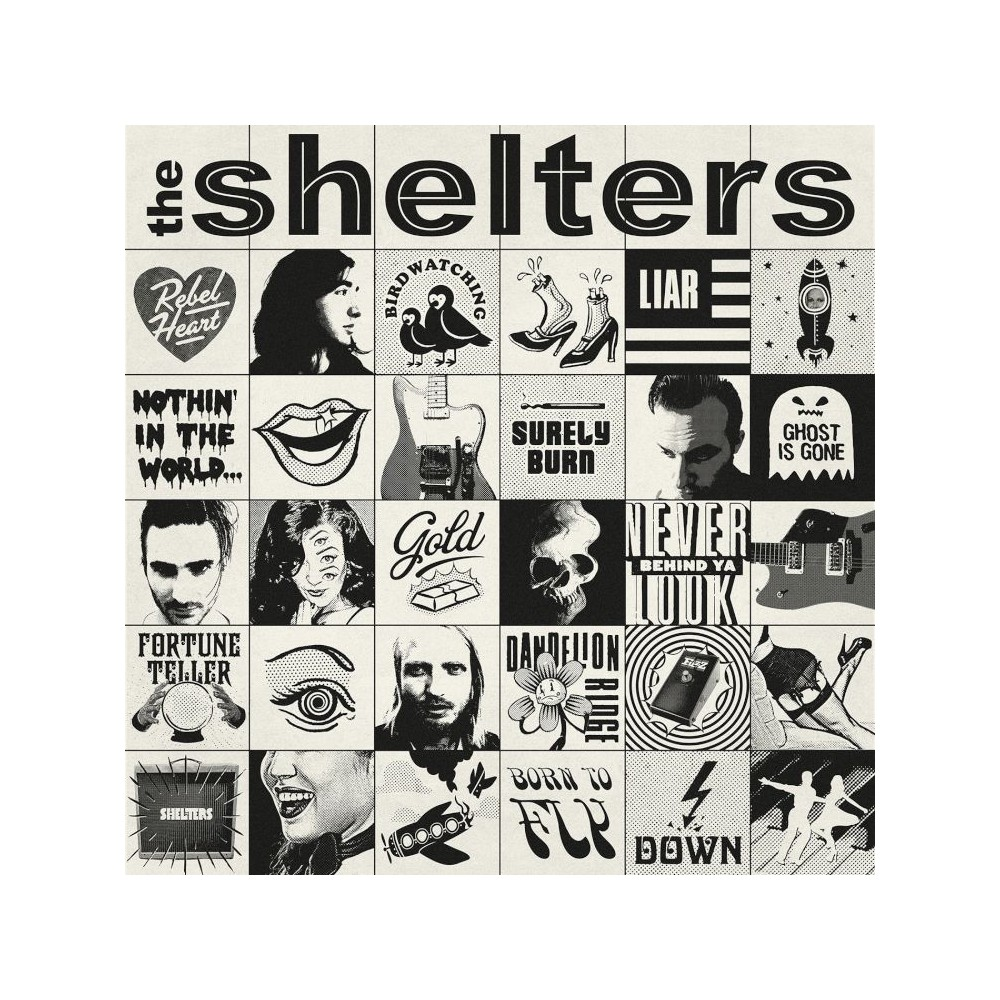 Shelters - Shelters (CD), Pop Music