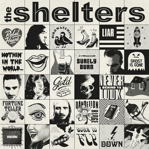 Shelters - Shelters (CD) - image 1 of 1