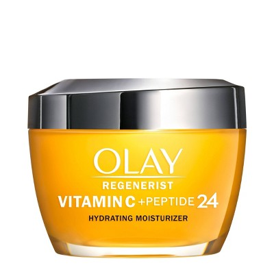 Olay Regenerist Vitamin C + Peptide 24 Face Moisturizer - 1.7oz